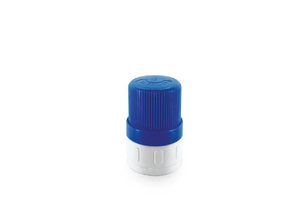 tappo dosatore PONT TWINCAP per integratori alimentari e dispositivi medici