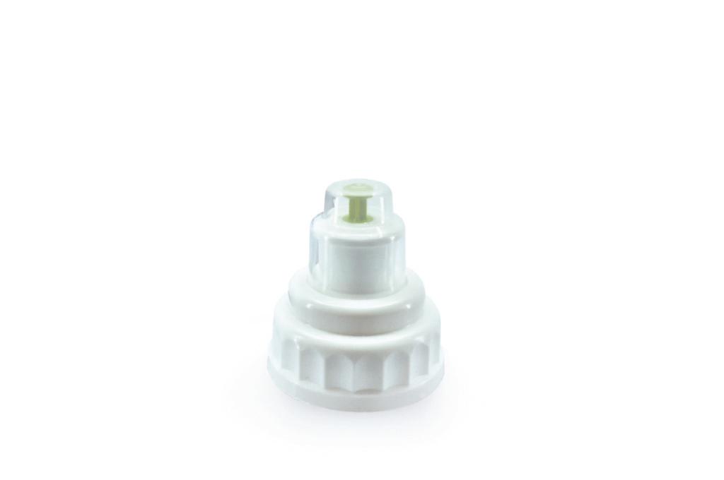 tappo dosatore VICAP® per integratori alimentari e dispositivi medici