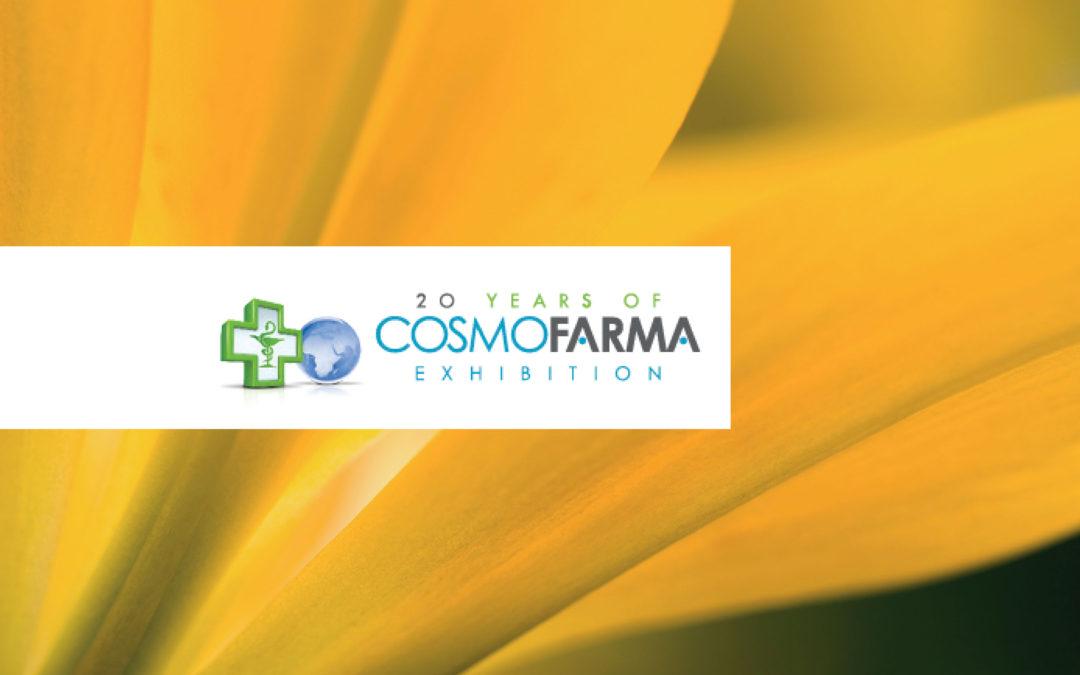 Cosmofarma 12 – 14 Aprile 2019